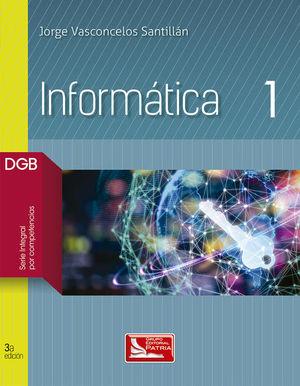 INFORMATICA 1. BACHILLERATO / 3 ED.