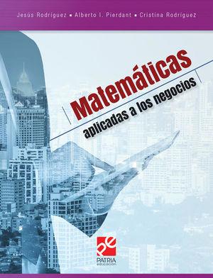 MATEMATICAS APLICADAS A LOS NEGOCIOS