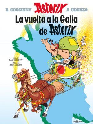 ASTERIX 5. LA VUELTA A LA GALIA DE ASTERIX