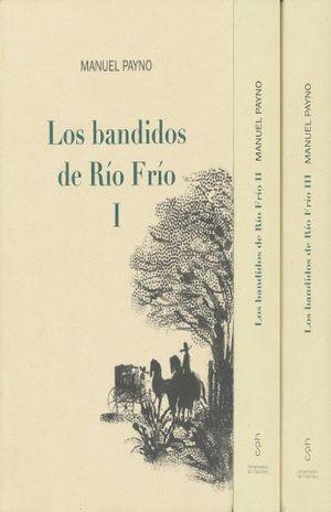 BANDIDOS DEL RIO FRIO, LOS / 3 TOMOS