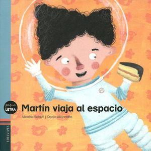 MARTIN VIAJA AL ESPACIO