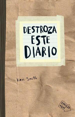 DESTROZA ESTE DIARIO (CRAFT)