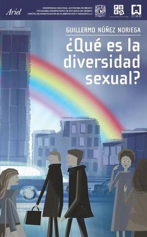 QUE ES LA DIVERSIDAD SEXUAL