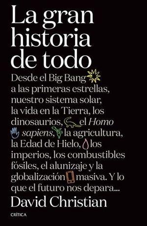GRAN HISTORIA DE TODO, LA