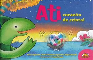 ATI CORAZON DE CRISTAL / PD.