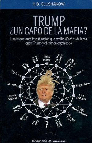 TRUMP. UN CAPO DE LA MAFIA. UNA IMPACTANTE INVESTIGACION QUE EXHIBE 40 AÑOS DE LAZOS ENTRE TRUMP Y EL CRIMEN ORGANIZADO