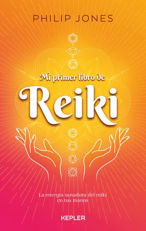 Mi primer libro de Reiki