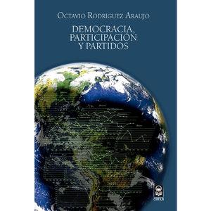 DEMOCRACIA PARTICIPACION Y PARTIDOS