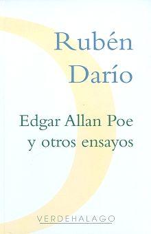 EDGAR ALLAN POE Y OTROS ENSAYOS / PD.