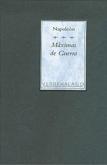 MAXIMAS DE GUERRA / PD.