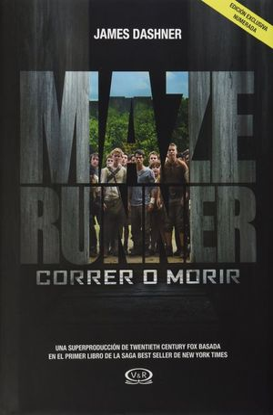 CORRER O MORIR / MAZE RUNNER