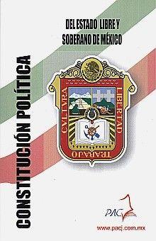 CONSTITUCION POLITICA DEL ESTADO LIBRE Y SOBERANO DE MEXICO