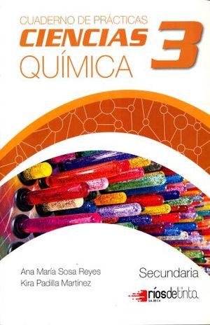 CUADERNO DE EJERCICIOS CIENCIAS QUIMICA 3 SECUNDARIA
