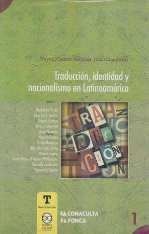 TRADUCCION IDENTIDAD Y NACIONALISMO EN LATINOAMERICA