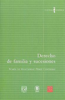 DERECHO DE FAMILIA Y SUCESIONES / PD.
