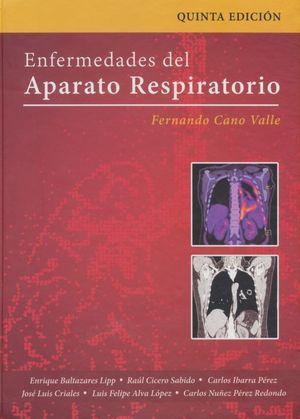Enfermedades del aparato respiratorio / 5 ed. / pd.