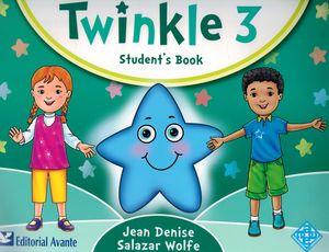 TWINKLE 3 STUDENTS BOOK (INCLUYE CD)