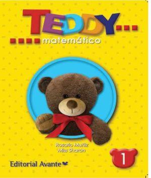 Teddy matemático 1 (Nueva edición con CD)
