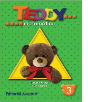 Teddy matemático 3 (Nueva edición con CD)