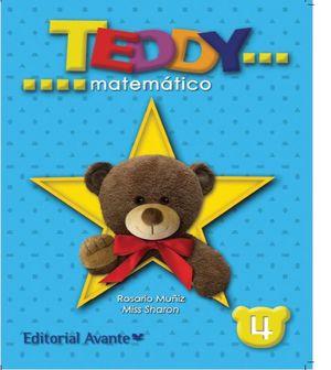 Teddy matemático 4 (Nueva edición con CD)