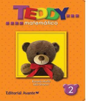 Teddy matemático 2 (Nueva edición con CD)