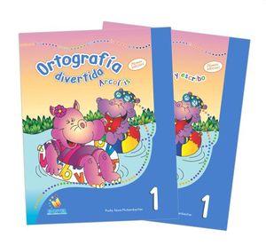 ORTOGRAFIA DIVERTIDA ARCOIRIS 1. PRIMARIA (NUEVA EDICION)