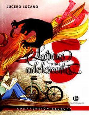 LECTURAS PARA ADOLESCENTES 5 / 2 ED.