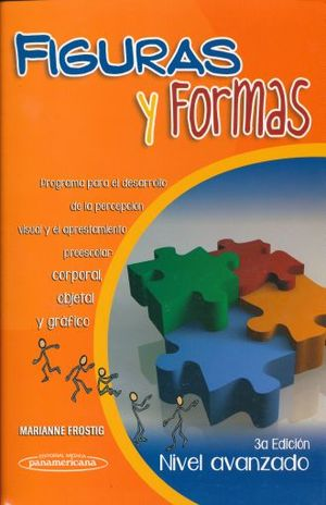 FIGURAS Y FORMAS NIVEL AVANZADO / 3 ED.
