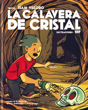 CALAVERA DE CRISTAL, LA / PD.