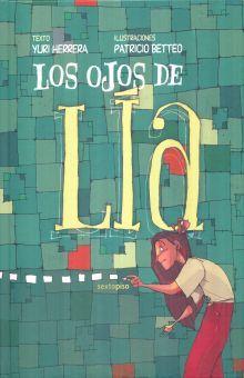 OJOS DE LIA, LOS / PD.