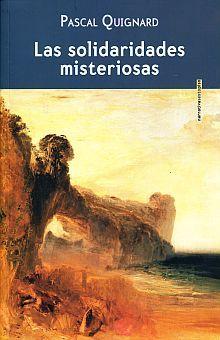 SOLIDARIDADES MISTERIOSAS, LAS