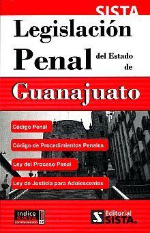 LEGISLACION PENAL DEL ESTADO DE GUANAJUATO