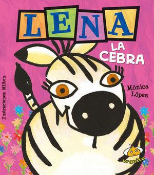 LENA LA CEBRA / PD.