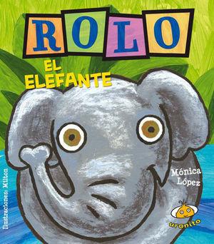 ROLO EL ELEFANTE / PD.