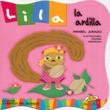 LILA LA ARDILLA / PD.