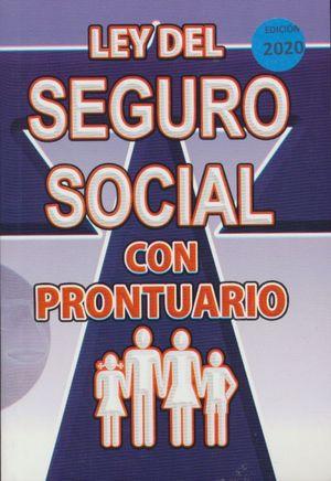 LEY DEL SEGURO SOCIAL CON PRONTUARIO 2016