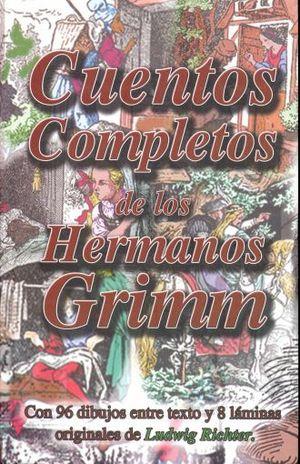 CUENTOS COMPLETOS DE LOS HERMANOS GRIMM