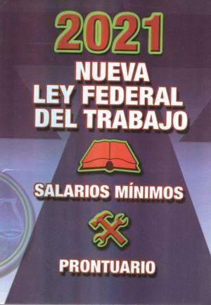 Nueva Ley Federal del Trabajo 2021