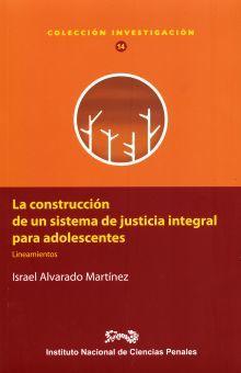 CONSTRUCCION DE UN SISTEMA DE JUSTICIA INTEGRAL PARA ADOLESCENTES, LA. LINEAMIENTOS