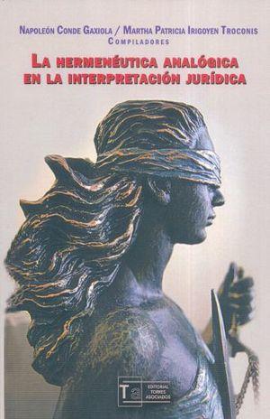 HERMENEUTICA ANALOGICA EN LA INTERPRETACION JURIDICA, LA