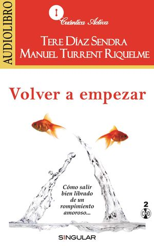 VOLVER A EMPEZAR (INCLUYE REVISTA) (AUDIOLIBRO)