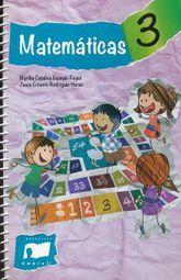 MATEMATICAS 3. PRIMARIA