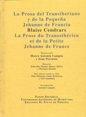 La prosa del Transiberiano y de la pequeña Jehanne de Francia / pd.