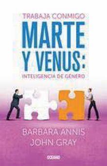 TRABAJA CONMIGO MARTE Y VENUS INTELIGENCIA DE GENERO