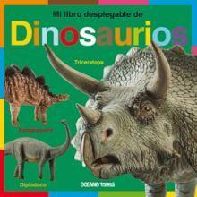 MI LIBRO DESPLEGABLE DE DINOSAURIOS / PD.