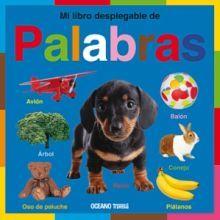 MI LIBRO DESPLEGABLE DE PALABRAS / PD.