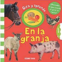 GIRA Y APRENDE. EN LA GRANJA / PD.