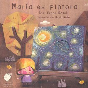 MARIA ES PINTORA / PD.
