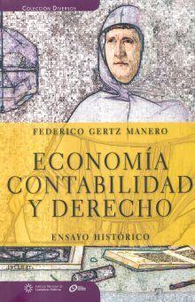 ECONOMIA CONTABILIDAD Y DERECHO / 2 ED.