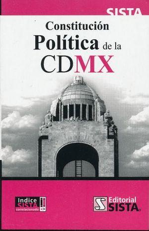 CONSTITUCION POLITICA DE LA CDMX